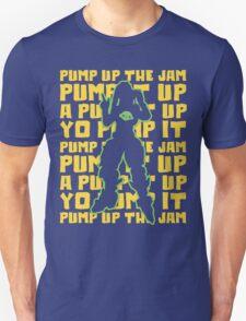 Pump It Up Unisex T-Shirt