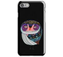 Island Night Owl iPhone Case/Skin