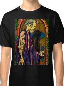 Zombie at the door Classic T-Shirt