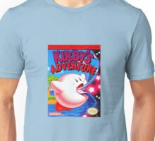 Kirby's Adventure Unisex T-Shirt