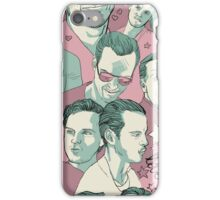 I love andrew xo iPhone Case/Skin