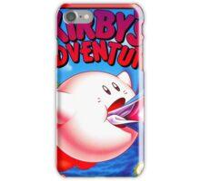 Kirby's Adventure iPhone Case/Skin