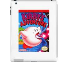 Kirby's Adventure iPad Case/Skin