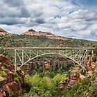 Sedona - Midgley Bridge by eegibson