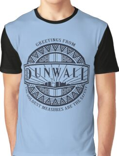 Greetings from Dunwall (dark) Graphic T-Shirt