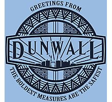 Greetings from Dunwall (dark) Photographic Print