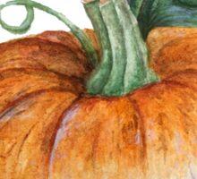 Hallowe'en Pumpkin Spice Sticker
