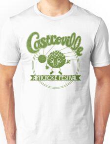 Strange Artichoke Unisex T-Shirt