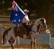 Advance Australia Fair by DavidsArt