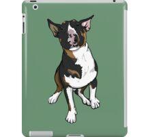 Freddie English Bull Terrier iPad Case/Skin