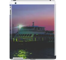 Moored iPad Case/Skin
