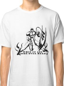 Scorpion Workout! whip it over here! Classic T-Shirt