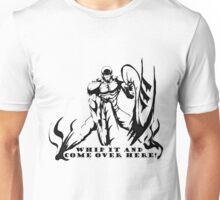 Scorpion Workout! whip it over here! Unisex T-Shirt
