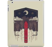 The Lost Obelisk iPad Case/Skin