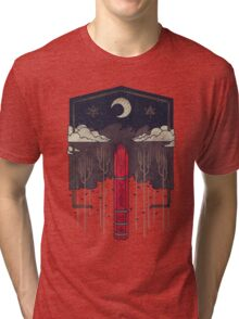 The Lost Obelisk Tri-blend T-Shirt
