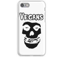 VEGAN MISFIT iPhone Case/Skin