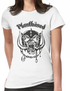 PLÄNTBÄSED Womens Fitted T-Shirt