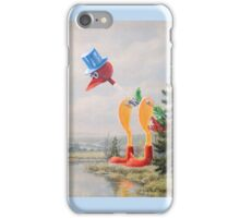 It's Drinking the Water! iPhone Case/Skin