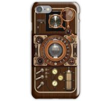 Stylish Steampunk Vintage Camera (TLR) No.1 iPhone Case/Skin
