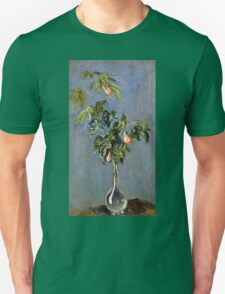 Claude Monet - Flowers In A Vase 1888  Unisex T-Shirt