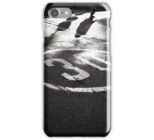 Life Begins at Thirty? iPhone Case/Skin