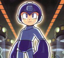Megaman 1 (JP) Sticker