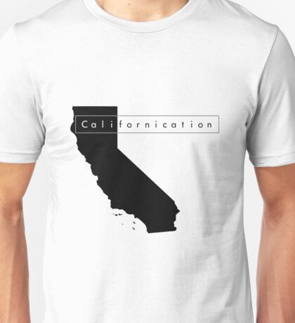 Californication   Unisex T-Shirt