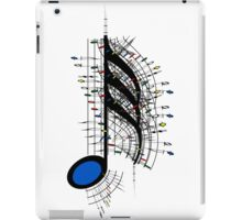 The Sight of Music (8) iPad Case/Skin