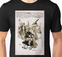 Performing Arts Posters Hoyts comic whirlwind A brass monkey a satire on superstition 1245 Unisex T-Shirt