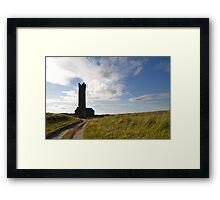 The Maiden Tower, Mornington Framed Print
