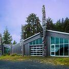 Haida Heritage Centre by Yukondick