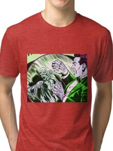 The Ghoul in the Mirror Tri-blend T-Shirt