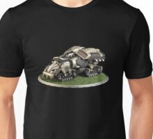 Futuristic Missile Launcher Vehicle Unisex T-Shirt