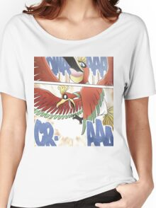 Ho-oh - Manga Edit Women's Relaxed Fit T-Shirt