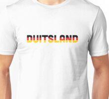 Duitsland Unisex T-Shirt