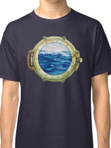 Window into the Sea Classic T-Shirt