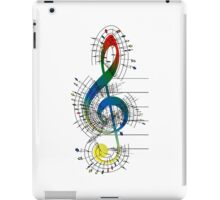 The Sight of Music (6) iPad Case/Skin