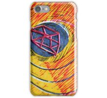 Everything moves in spirals iPhone Case/Skin