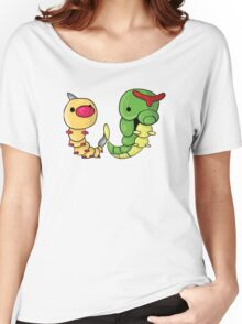 Weedle and Caterpie Women's Relaxed Fit T-Shirt
