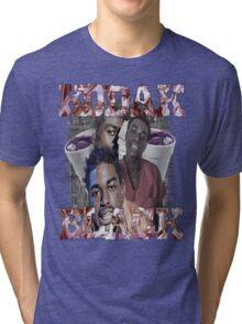 Kodak Black Finesse Kid  Tri-blend T-Shirt