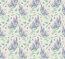 lavender by kisikoida