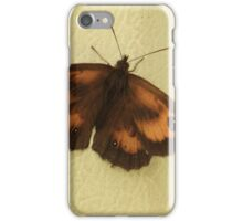 Gatekeeper Butterfly In Shade iPhone Case/Skin