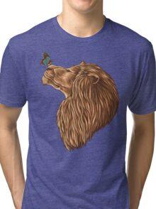 Gentle Man Tri-blend T-Shirt