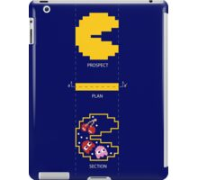 TECHNICAL PAC-MAN iPad Case/Skin
