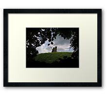 Helmsley Keep Framed Print