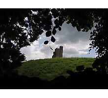 Helmsley Keep Photographic Print