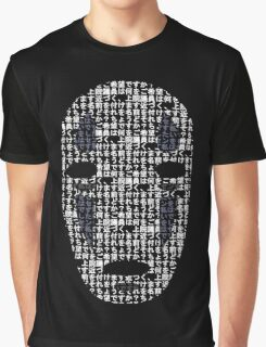 No-Face Mask Typograph Graphic T-Shirt