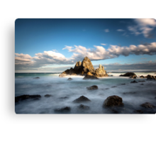 Afternoon at Camel rock Canvas Print