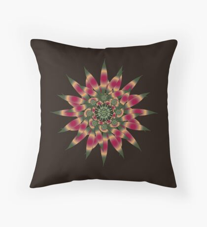 Mary-Jane Throw Pillow