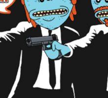Pulp Fiction Mr.Meeseeks Sticker